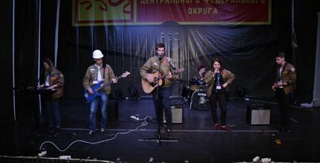Гран-при творческого фестиваля студенческих отрядов ЦФО